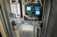 Agrár munkáink... Keltetőgép vezérlőpanel bekötés