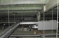 Agrár munkáink... Kompakt légkezelő 1100m3-h