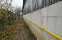 Agrár munkáink... Magszárító gázbekötés középnyomású gázvezetékkel