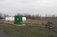 Agrár munkáink... PB gáztartályok csarnok fűtésre