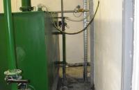 Ipari beruházásaink... Ipari hűtés, puffer vízbekötései