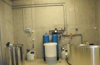 Ipari beruházásaink... Nyított víztorony vízkezelés, lágyítás, vegyzserezés