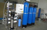 Ipari beruházásaink... Vízlágyító sótalanító technológiai víz kiszolgálása